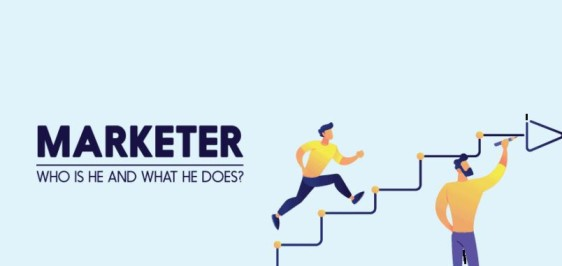What is a Marketer